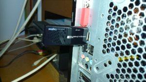 Logitec LAN-W300AN/U2